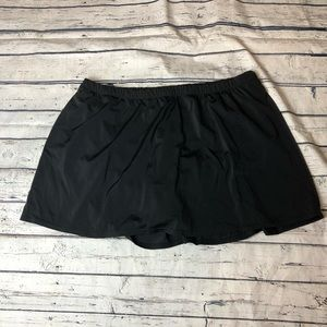24th & Ocean Plus Size 22 Modest Skirt Bottoms